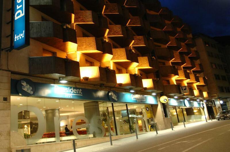Fotos de Hotel President en ANDORRA LA VELLA, ANDORRA (1)