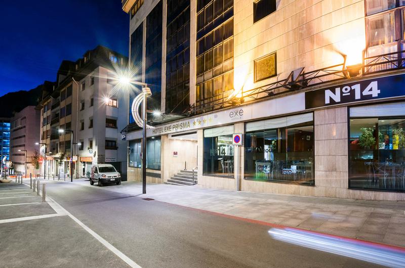Photos de Hotel Exe Prisma à ESCALDES/ENGORDANY, ANDORRE (8)