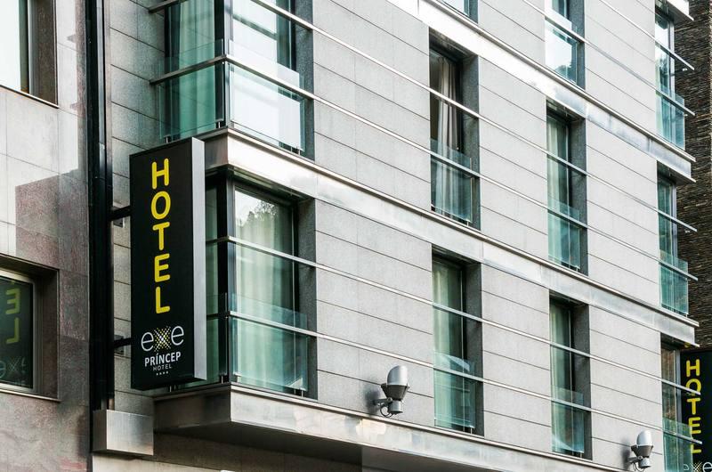 Fotos de Hotel Exe Princep en ESCALDES/ENGORDANY, ANDORRA (1)
