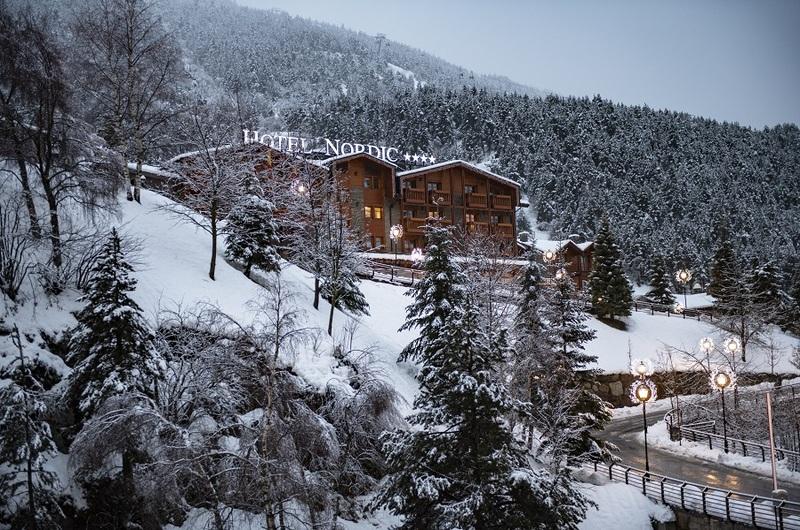 Fotos de Nordic Hotel en EL TARTER, ANDORRA (2)