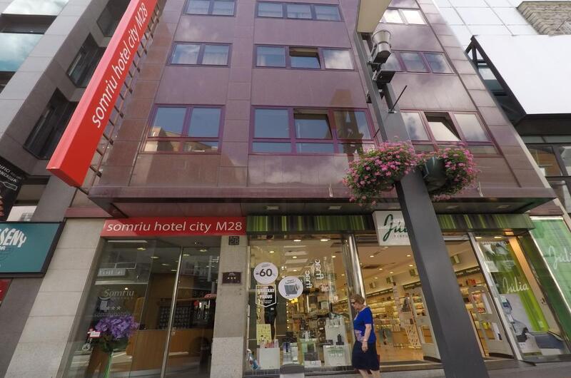 Fotos de Hotel City M28 en ANDORRA LA VELLA, ANDORRA (2)