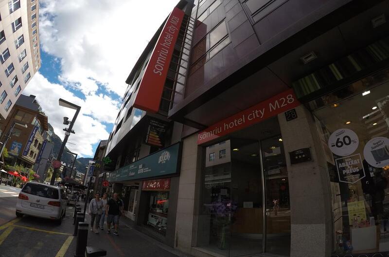 Fotos de Hotel City M28 en ANDORRA LA VELLA, ANDORRA (3)