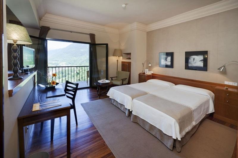 Fotos de Hotel Parador De Vielha en VIELHA, ESPANYA (11)