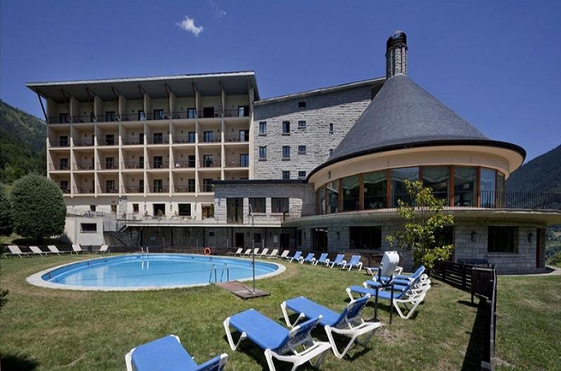 Foto 12 Hotel Hotel Parador de Vielha, VIELHA