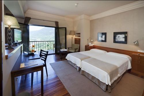 Fotos de Hotel Parador De Vielha en VIELHA, ESPANYA (13)