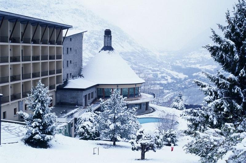 Foto 2 Hotel Hotel Parador de Vielha, VIELHA