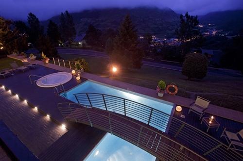 Fotos de Hotel Parador De Vielha en VIELHA, ESPANYA (21)