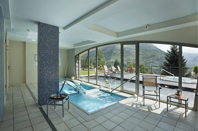 Fotos de Hotel Parador De Vielha en VIELHA, ESPANYA (6)
