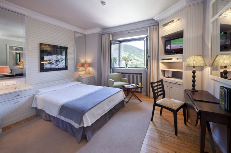 Fotos de Hotel Parador De Vielha en VIELHA, ESPANYA (9)