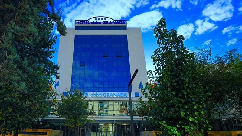 Hotel Abba Granada1