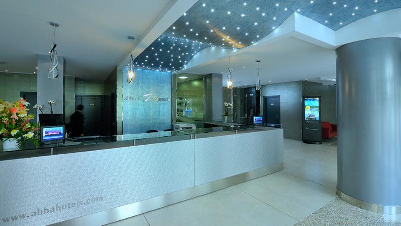 Hotel Abba Granada2