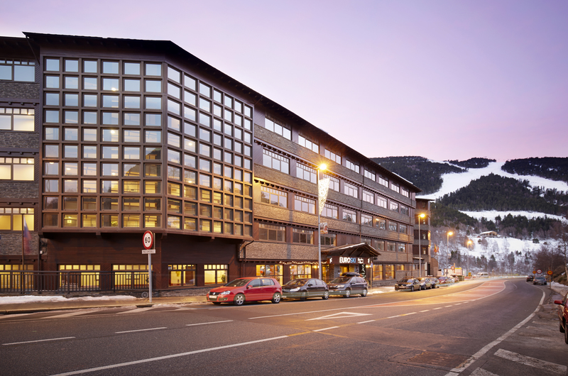Photos of Hotel Euroski in SOLDEU, ANDORRA (1)