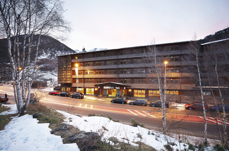 Photos of Hotel Euroski in SOLDEU, ANDORRA (2)