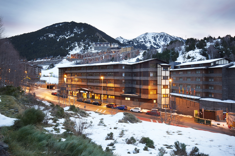 Photos of Hotel Euroski in SOLDEU, ANDORRA (3)