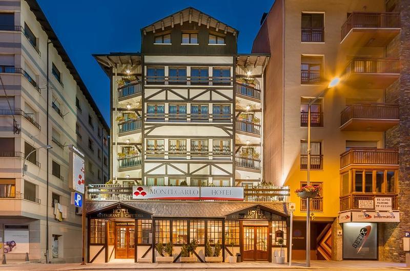 Fotos de Hotel Montecarlo en ENCAMP, ANDORRA (2)