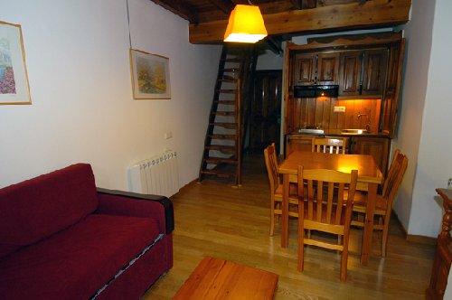 Escapadas Hotel 2*- Residencial La Solana I Hotel Taüll3