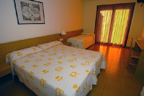 Escapadas Hotel 2*- Residencial La Solana I Hotel Taüll9