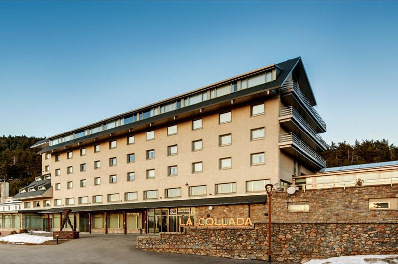 Sercotel Hotel & Spa La Collada1