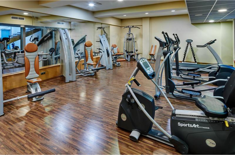 Sercotel Hotel & Spa La Collada12
