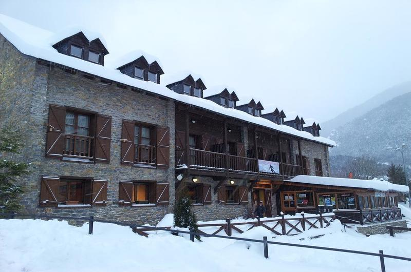 Foto 1 Hotel Alberg Les Daines, ESPOT