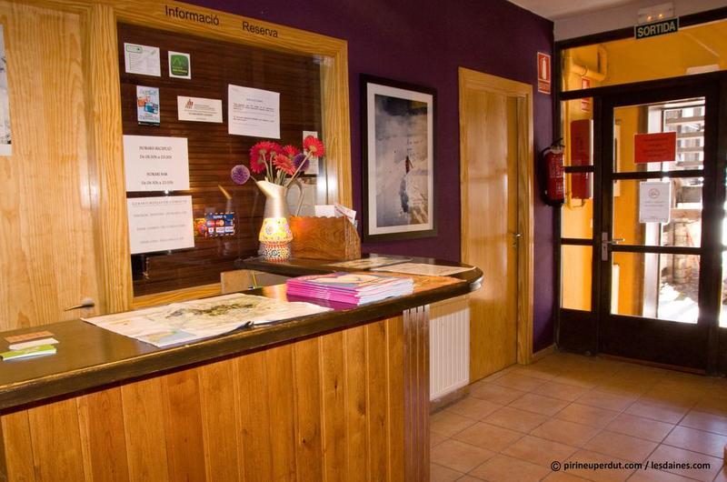 Foto 2 Hotel Alberg Les Daines, ESPOT