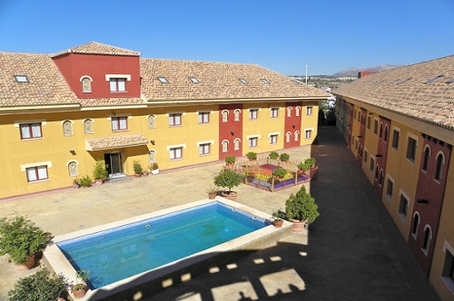 Foto 1 Hotel TORREÓN GRANADA, GRANADA