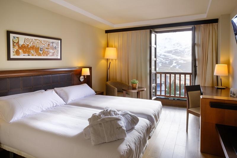 Fotos de FUN Aragón Hills Hotel & Spa en FORMIGAL, España (10)