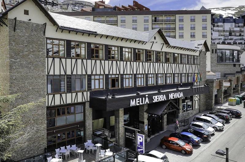 Hotel Melia Sierra Nevada1