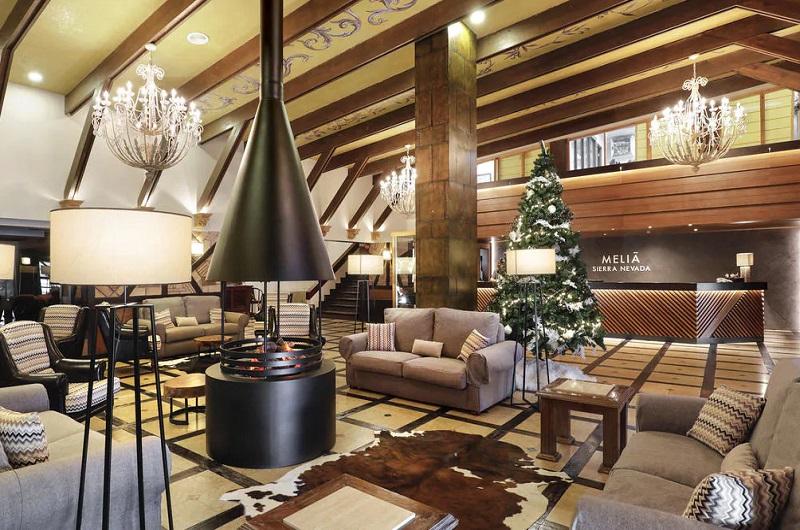 Hotel Melia Sierra Nevada5