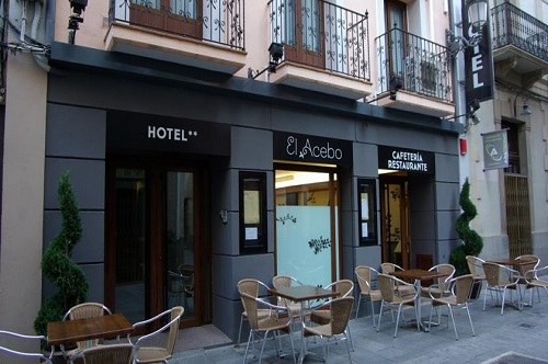 Photos of Hotel El Acebo in JACA, SPAIN (1)