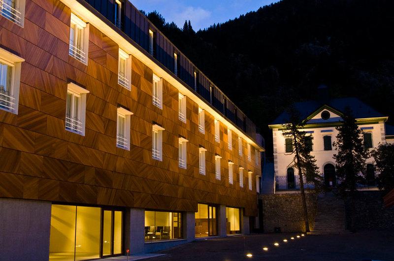 Hotel Resort Balneario De Panticosa4