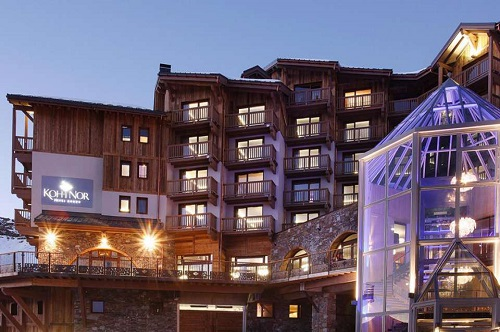 Photos of Hotel Koh-I Nor in VALTHORENS, FRANCE (1)