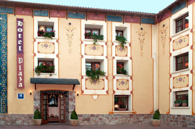 Photos de Hotel Plaza à CASTEJON DE SOS, ESPAGNE (1)
