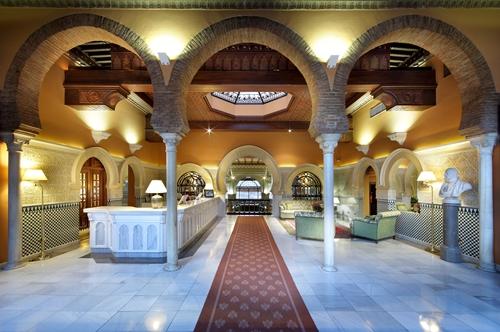 Foto 1 Hotel HOTEL ALHAMBRA PALACE, GRANADA