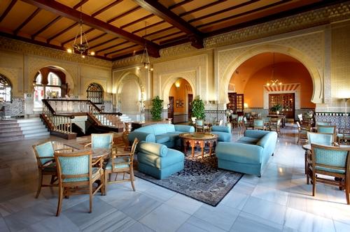 Foto 3 Hotel HOTEL ALHAMBRA PALACE, GRANADA