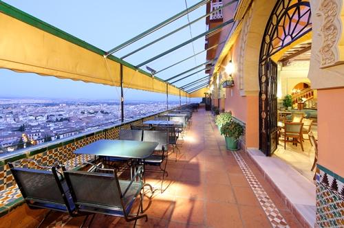Foto 4 Hotel HOTEL ALHAMBRA PALACE, GRANADA