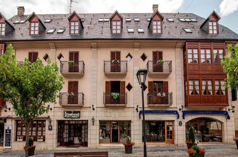 Fotos de FONFREDA HOTEL en VIELHA, España (1)