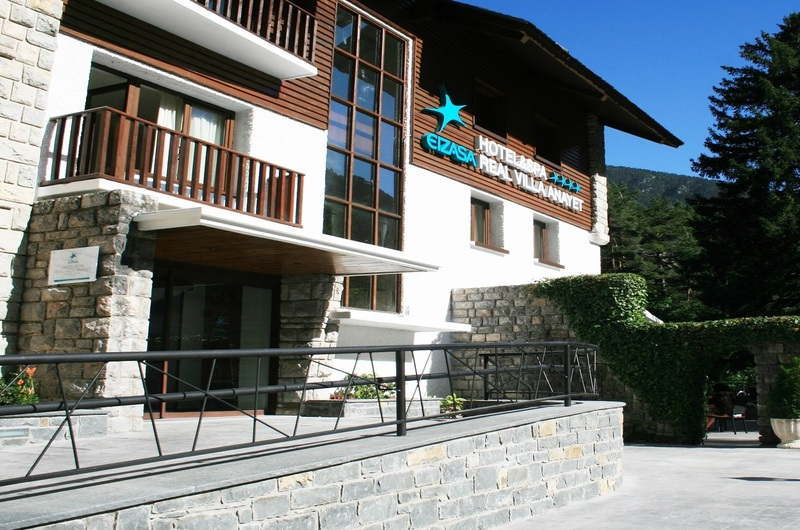 Foto 1 Hotel Hotel & Spa Real Villa Anayet, CANFRANC