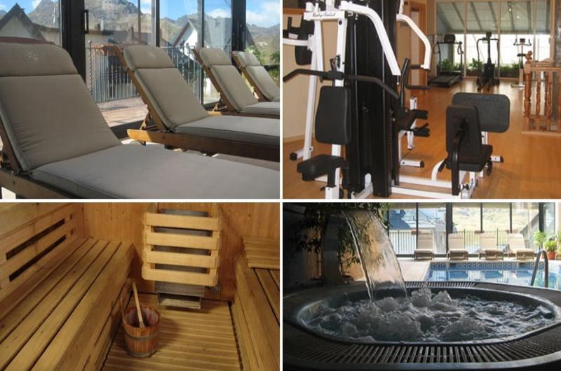 Hotel Villa De Sallent 415