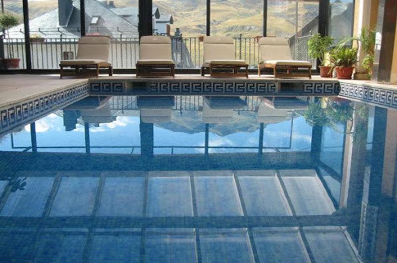 Hotel Villa De Sallent 418