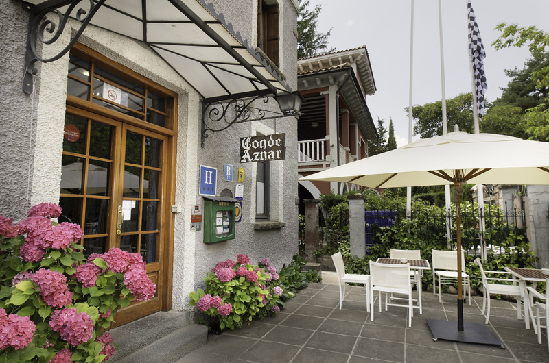 Photos of Hotel Conde Aznar in JACA, SPAIN (1)