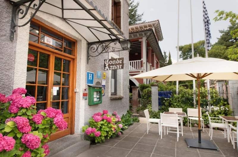 Photos of Hotel Conde Aznar in JACA, SPAIN (2)
