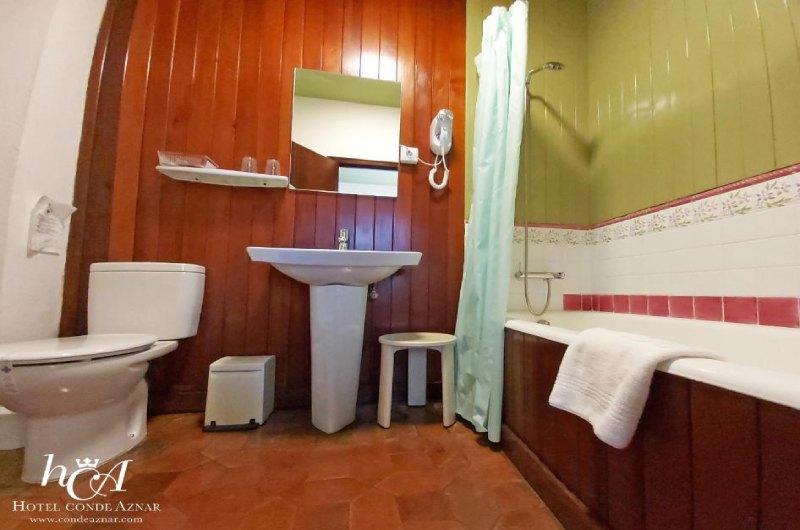 Photos of Hotel Conde Aznar in JACA, SPAIN (3)