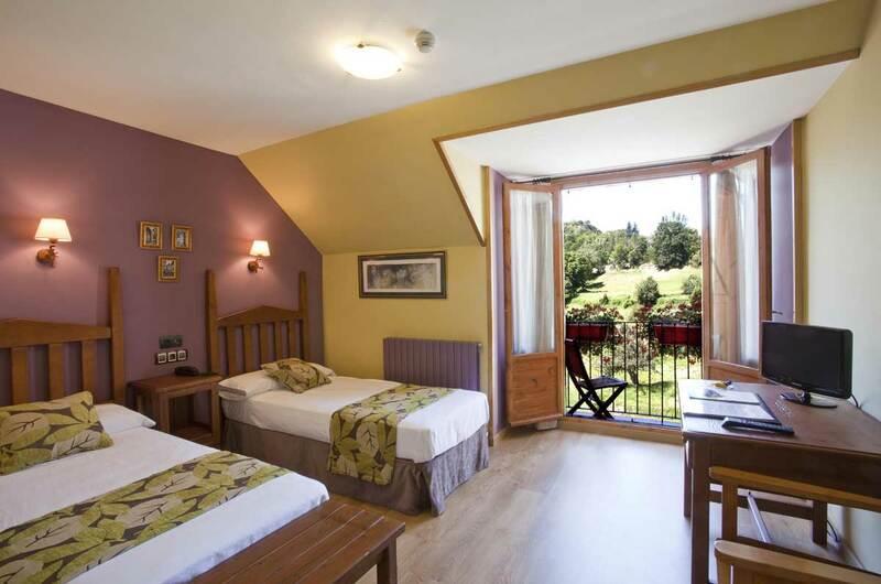 Foto 16 Hotel Hotel Sabocos, PANTICOSA