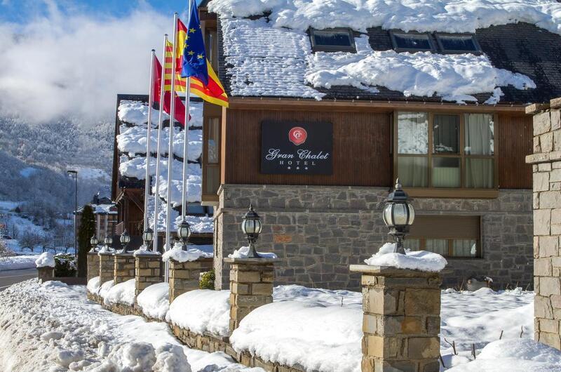 Fotos de Hotel Gran Chalet en BETREN, España (1)