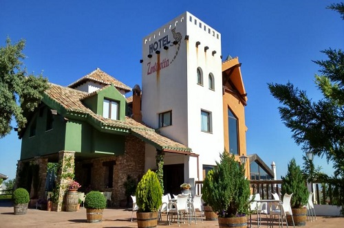Photos of Hotel Zerbinetta in DILAR, SPAIN (1)