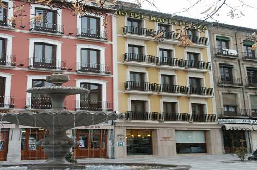 Photos of Hotel Macià Plaza in GRANADA, SPAIN (1)