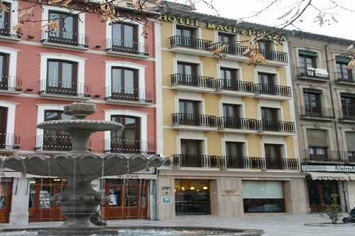 Fotos de Hotel Macià Plaza en GRANADA, ESPANYA (1)