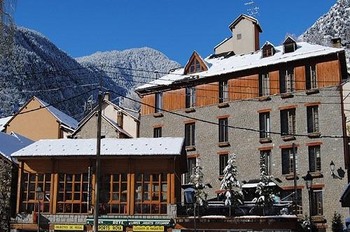 Photos de Hotel Roya à ESPOT, ESPAGNE (1)