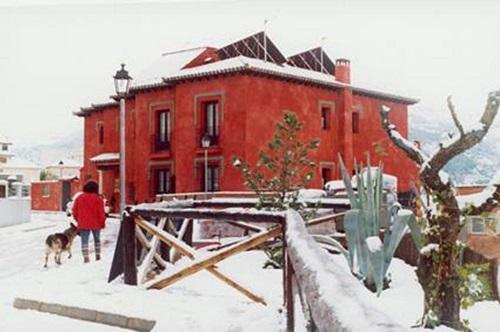 Foto 1 Hotel Hotel Cerro del Sol, CENES DE LA VEGA